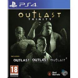 Outlast Trinity sur PS4 et XBOX ONE à 15€