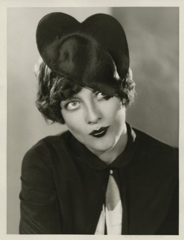 Joan Crawford Valentines day hat