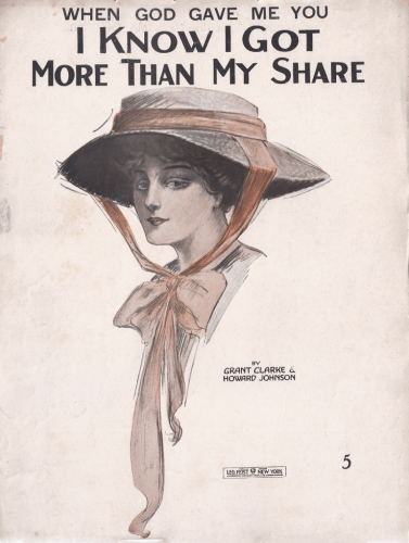 The Art of Vintage Sheet Music