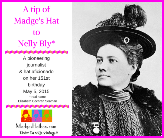 This day in Hat History - May 5