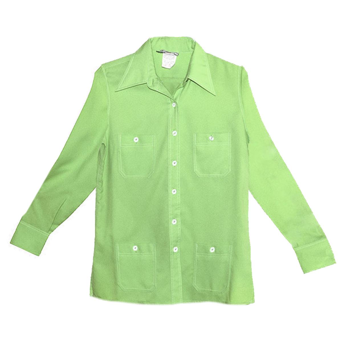 King James California 70s Polyester Shirt