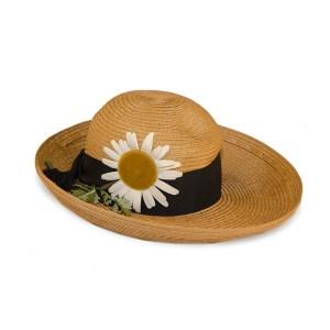 Straw Daisy Hat