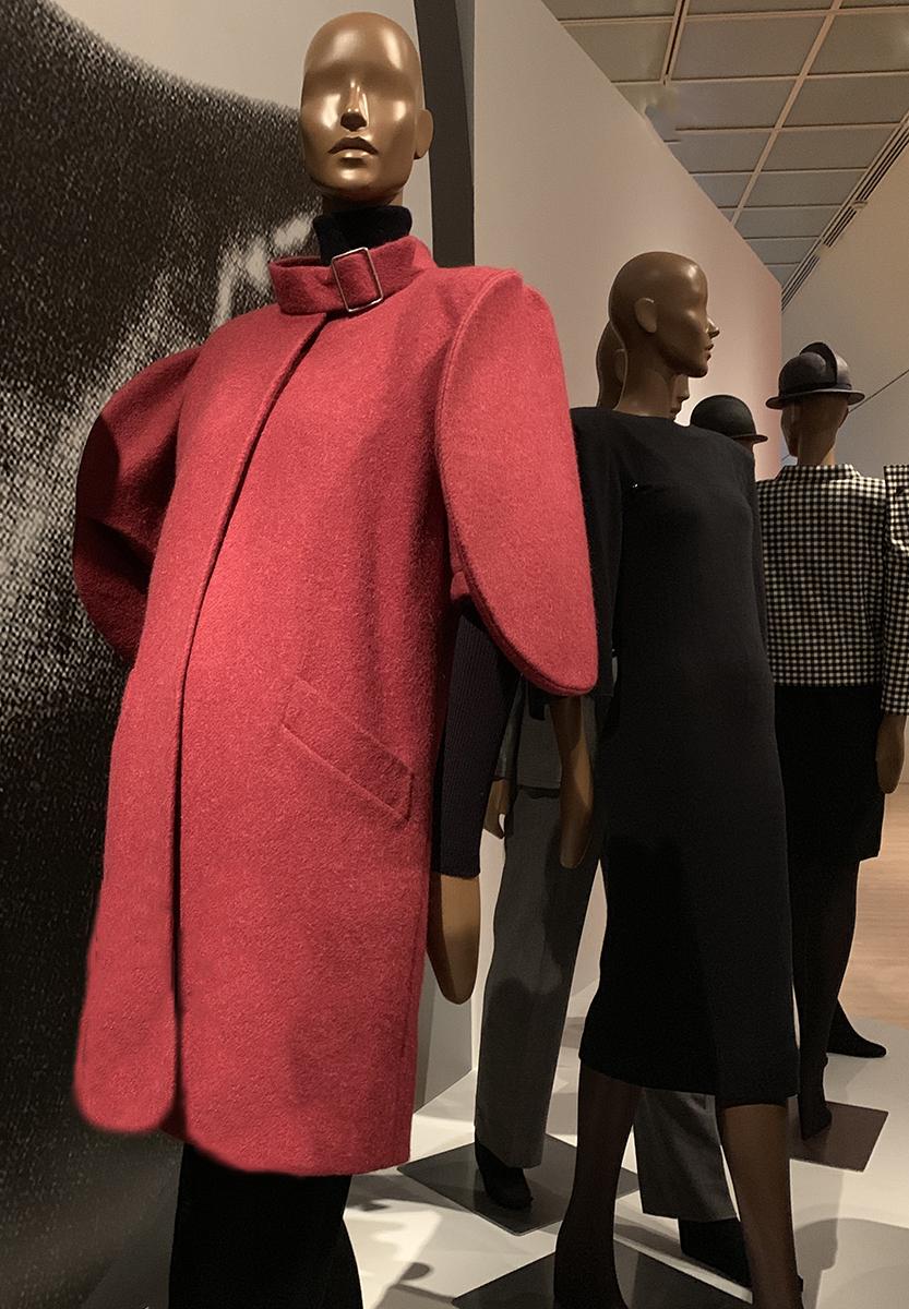 1980s fashion from Pierre Cardin