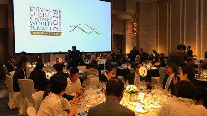 10th Italian Cuisine & Wines World Summit – Kerry Hotel Hong Kong