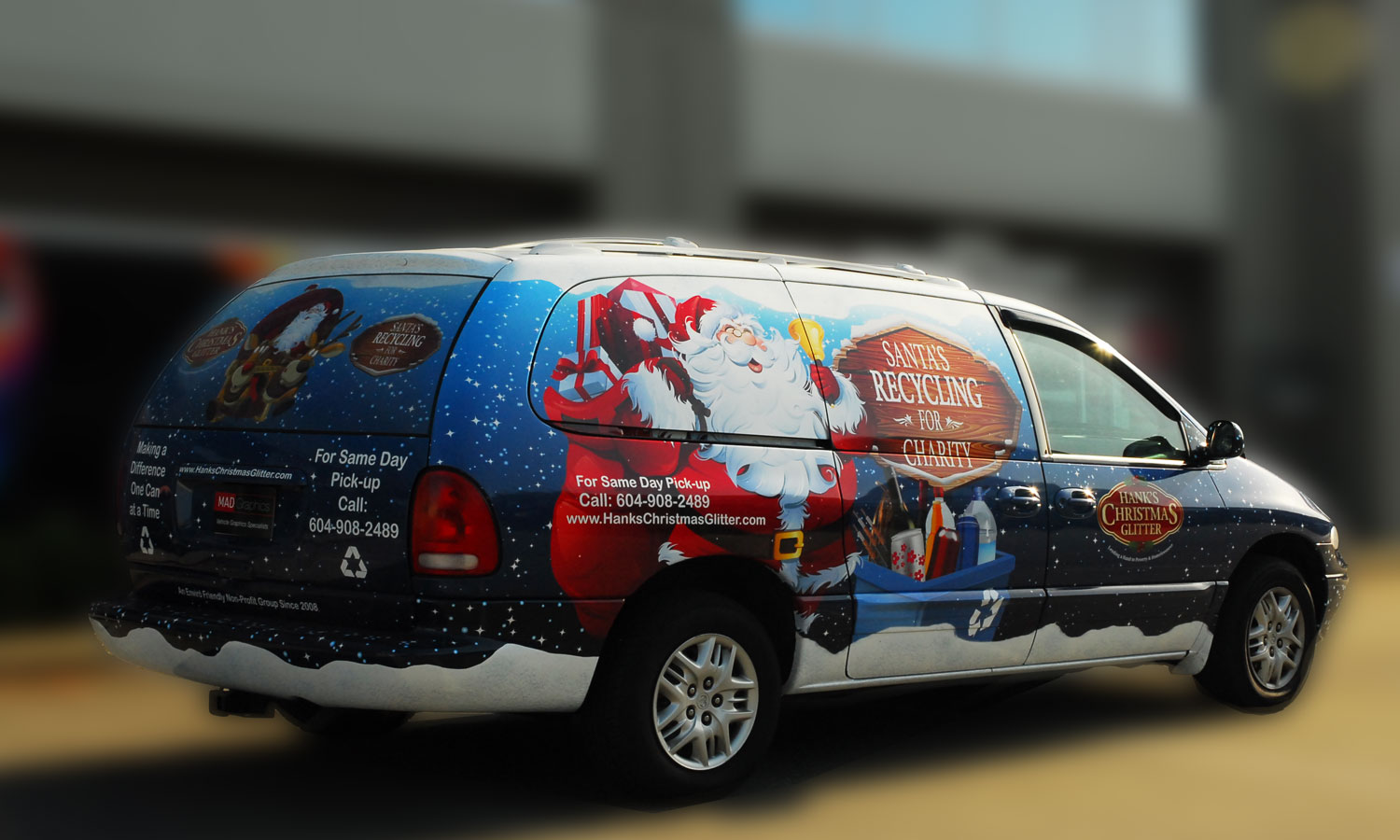 3M Commercial Vehicle Wraps Amp Vehicle Graphics Mississauga
