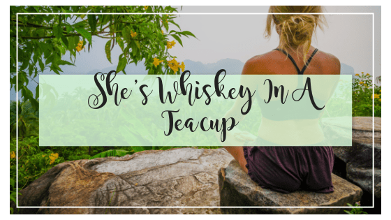She's Whiskey In A Teacup: The Customary About Me Blog