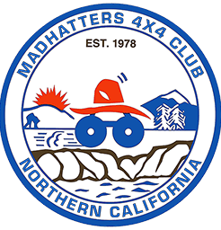 Madhatters 4×4 Club of Northern California