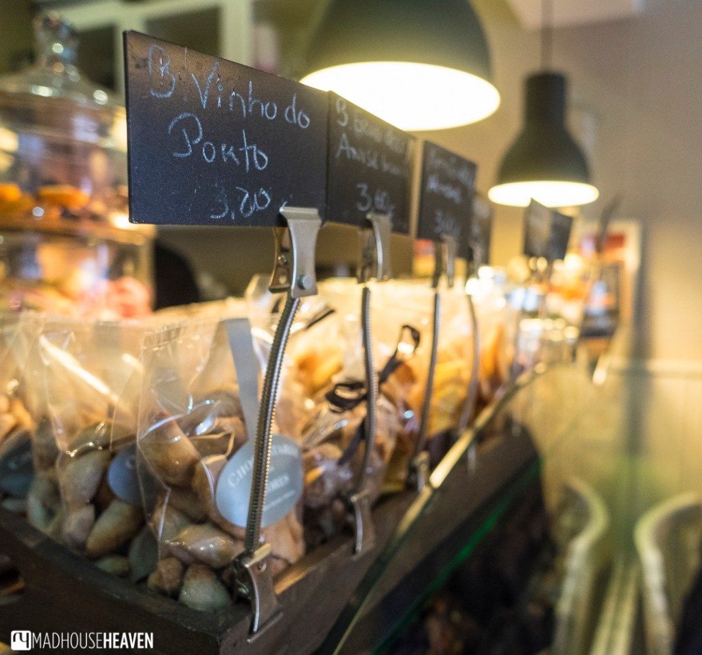 Traditional and Contemporary Portuguese sweets and biscuits, Porto Where to Eat and Drink