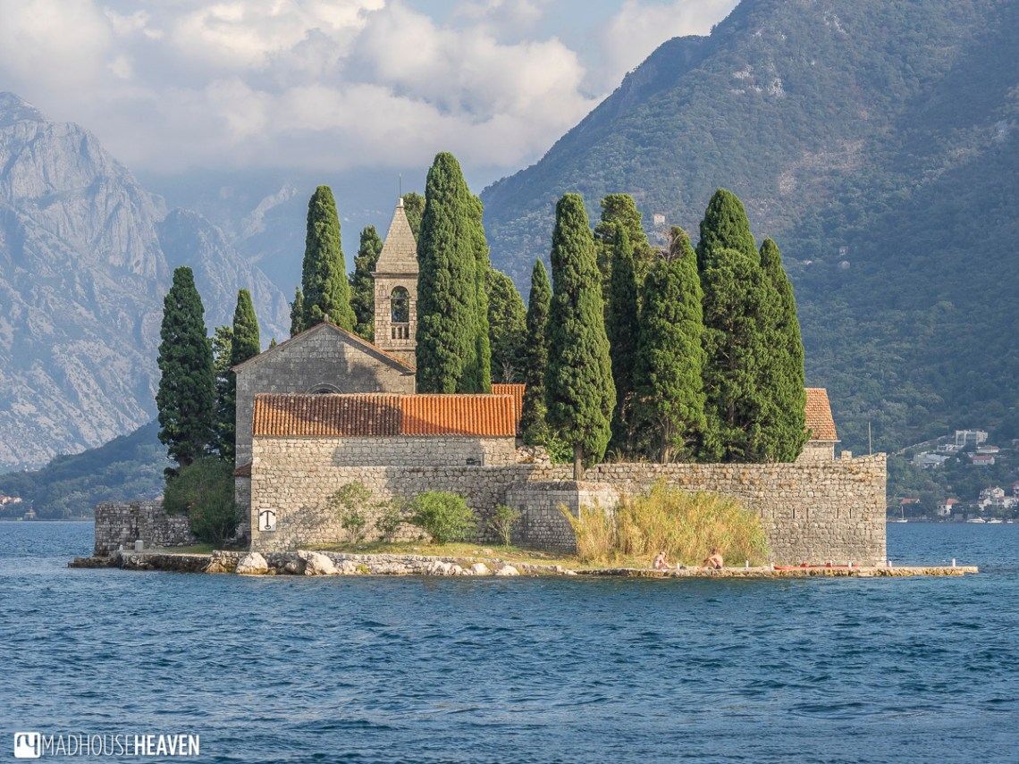 Boat Trip in the Bay of Kotor