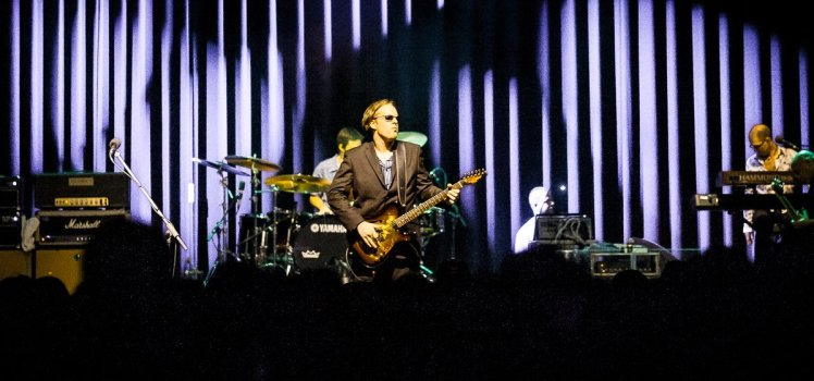 Joe Bonamassa, live at Paard van Troje, The Hague, the Netherlands