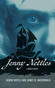 Book Cover: Jenny Nettles (Coming March 7, 2021!)