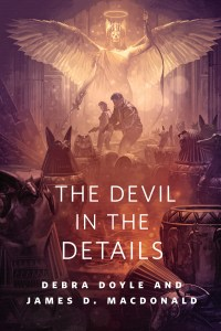 Book Cover: The Devil in the Details