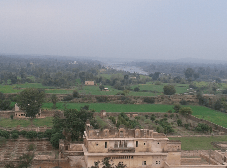 VIEW OF BETWA RIVER FROM ORRCHA PALACE.png