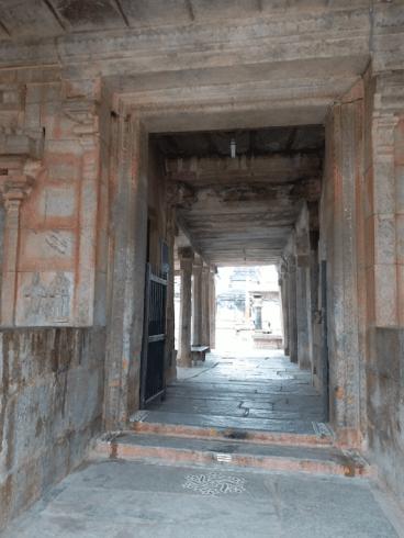 entrance-Avani temple