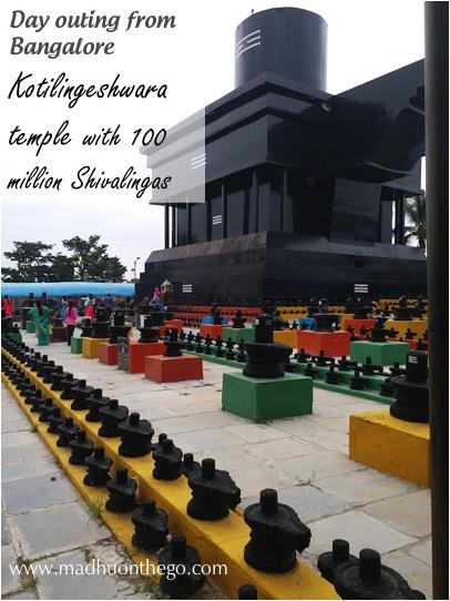 Kotilingeshwara temple, Kolar