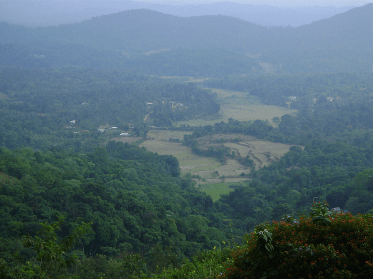 view raja's seat coorg.png