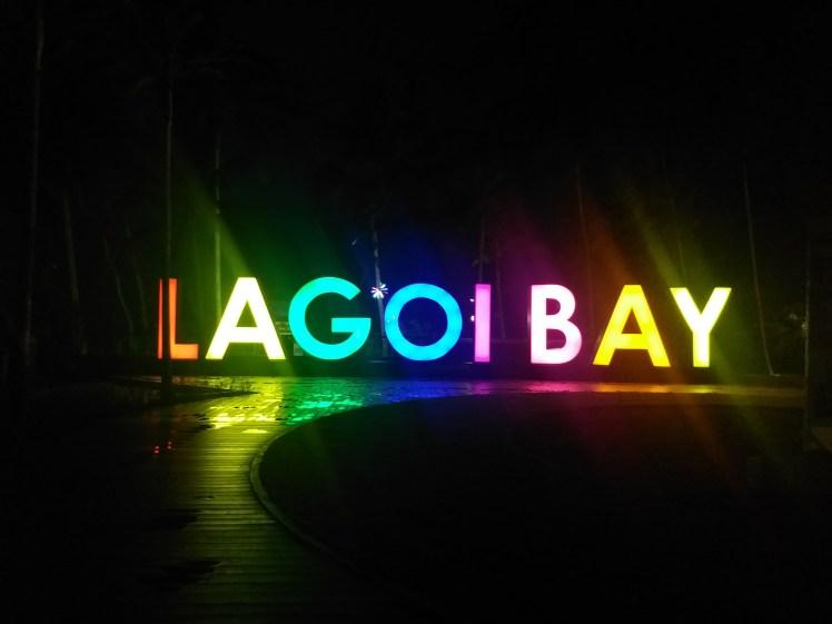 Lagoi bay, Bintan