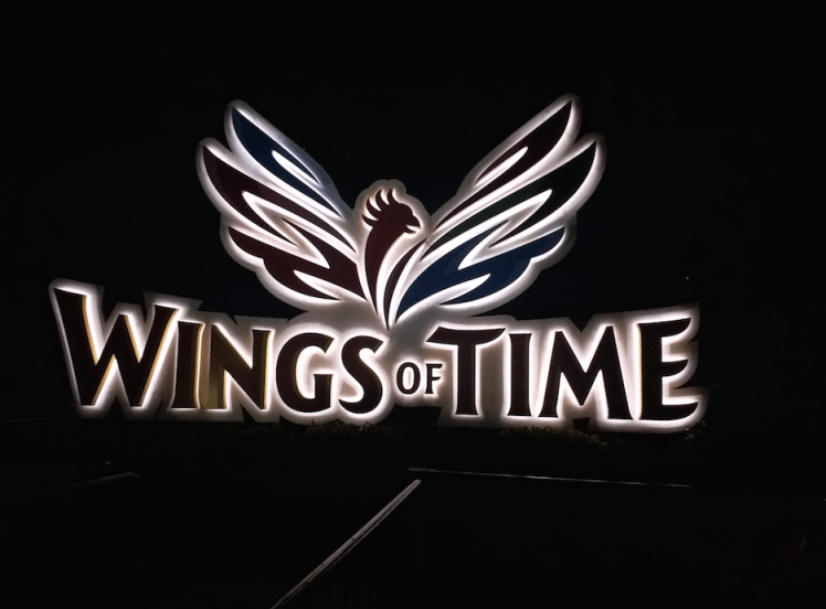 Wings of Time Show, Sentosa Island