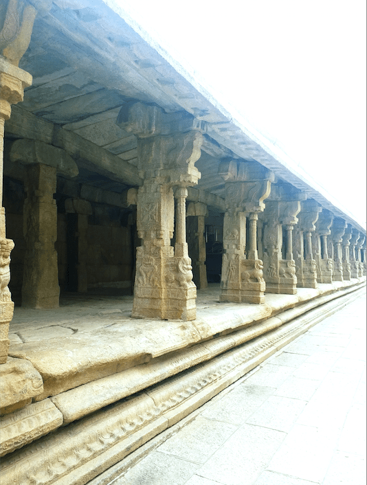 Multiple pillars inside the temple.png