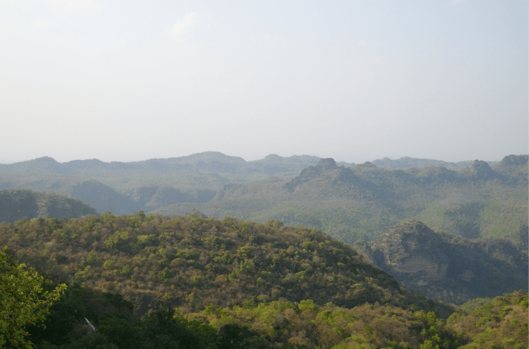 Hill station, Panchmarhi, MP.png