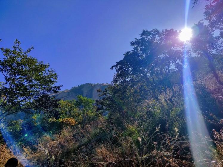 Bheemnakindi hill