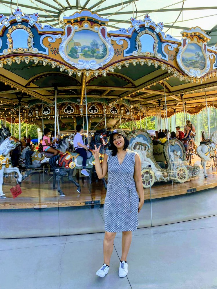 15. Jane's Carousel, NYC