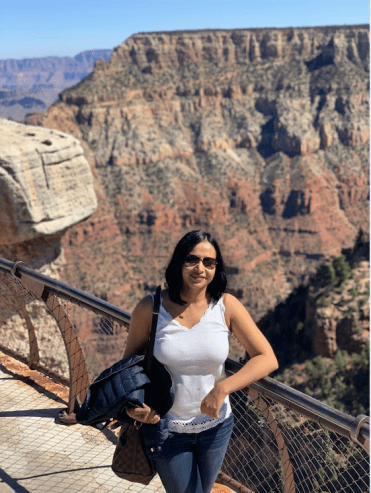 Mather Point, Canyon state park