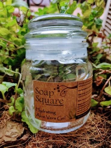 Soap square Gel