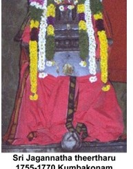 Sri Jagannata Theertharu