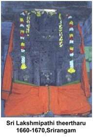 Sri Lakshmipathi Theertharu