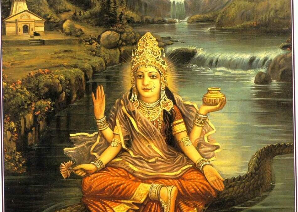 Ganaga Devi