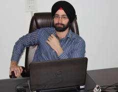 Photo of Rabjot Singh Isher