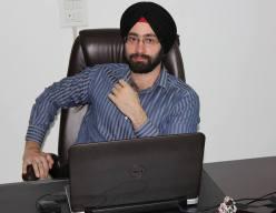 Photo of Rabjot Singh Isher