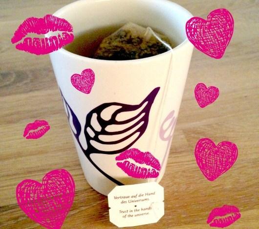 Forelsket i nyøko te