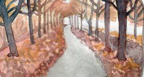 "Part Three of ""Trails"""
