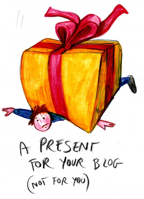 A present for your blog