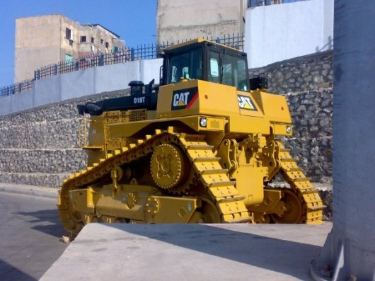 MCC New arrival of D10T