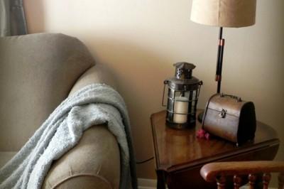 PB-Inspired Goodwill Lamp Revamp