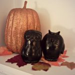 Craft Lightning: Pottery Barn Inspired Bronze Owls