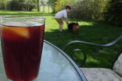 How NOT to Have a Crappy Lawn: Enjoying Your Yard