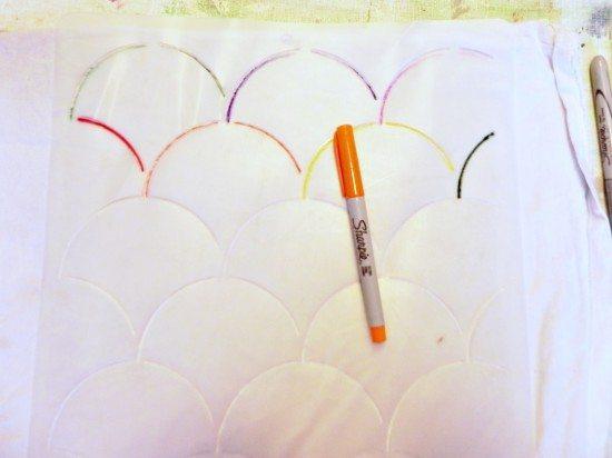 color stencil