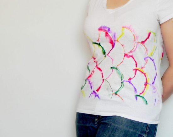 finished Sharpie Seuss shirt
