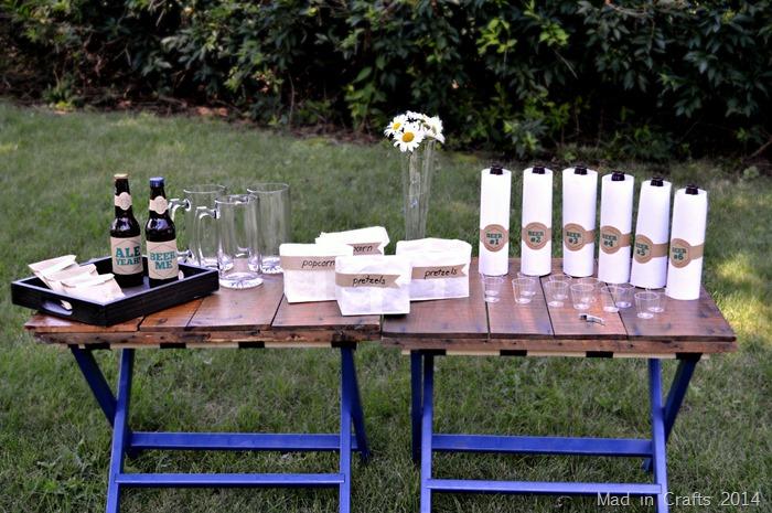 Beer Swap Table
