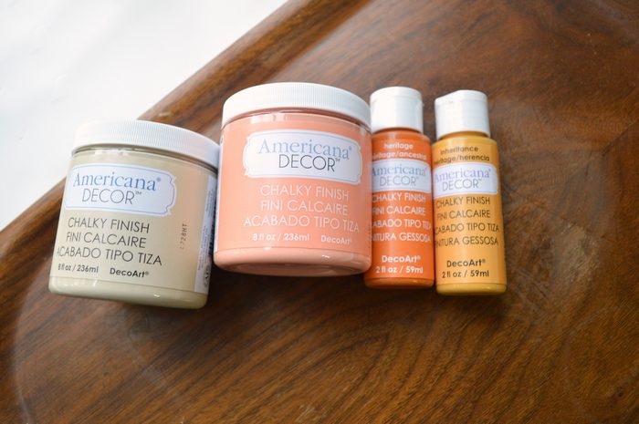 Americana Chalky Paints