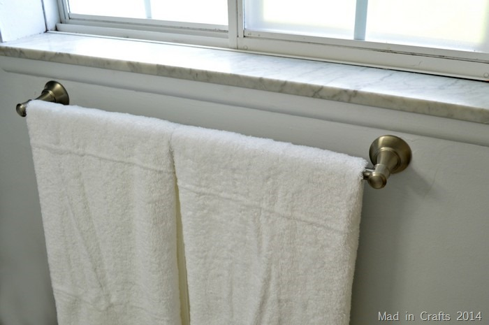 Moen Ashville towel bar