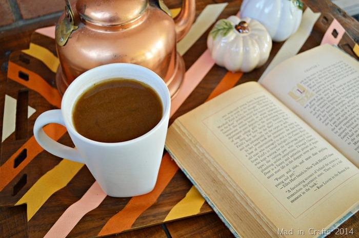 Pumpkin Cider Tea recipe ForRent.com
