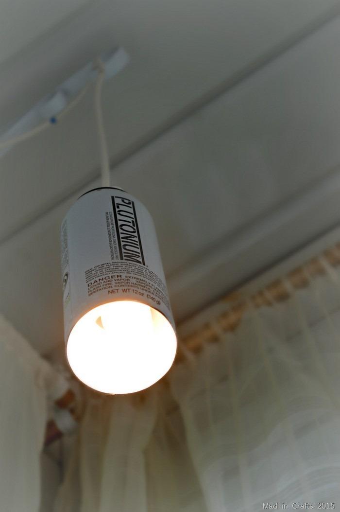 Plutonium Pendant Light