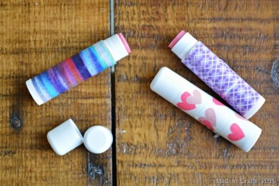 DIY TINTED & FLAVORED LIP BALM