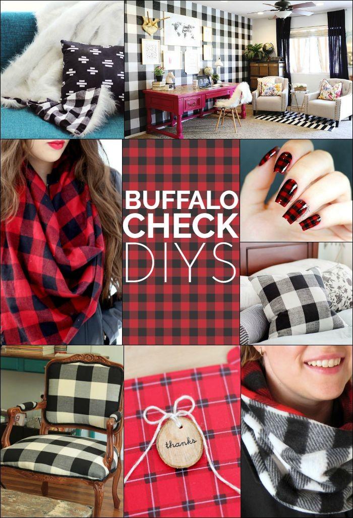 BUFFALO CHECK DIYS