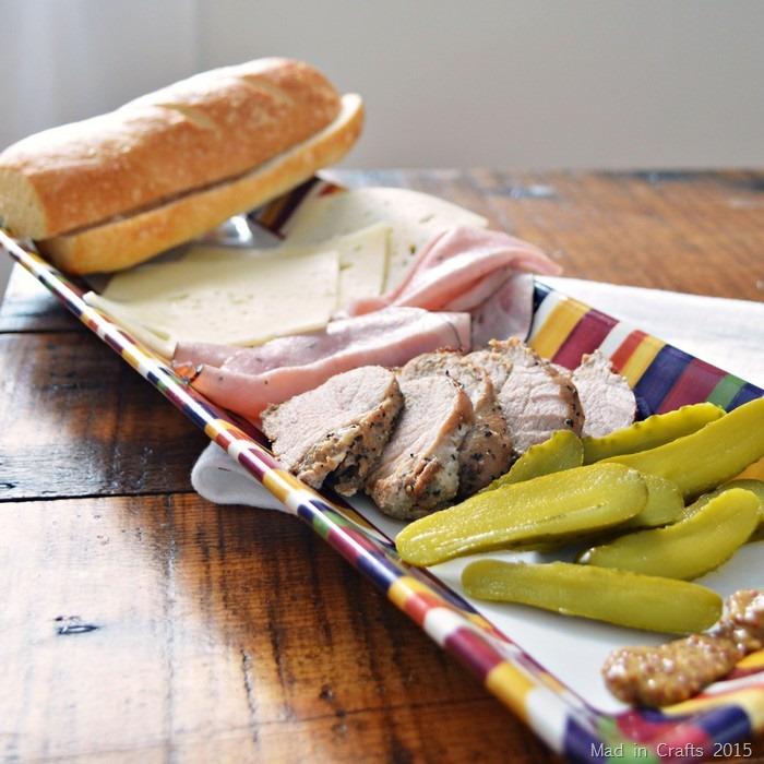 Marinated Pork for Cuban Sandwiches